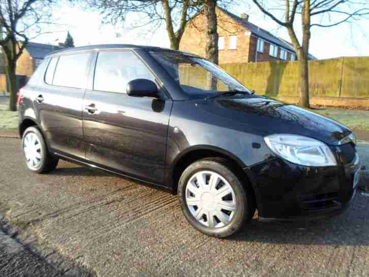 2009 Fabia 1.2 1 5dr 5 door Hatchback