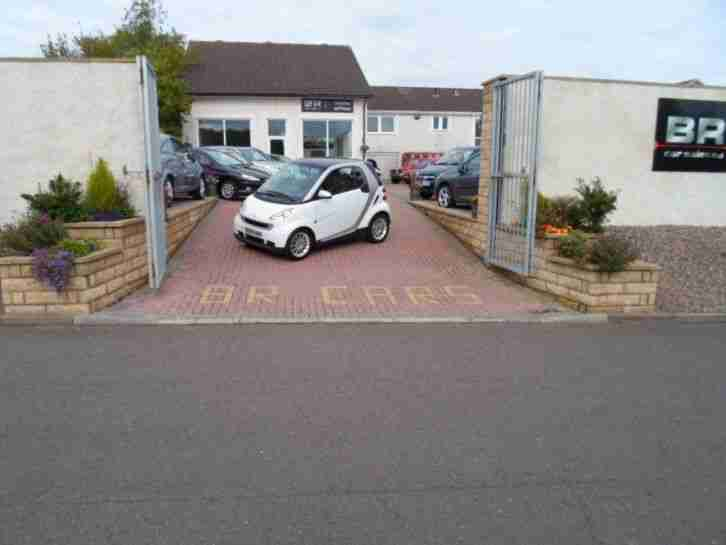 2009 fortwo 1.0 MHD Passion 2dr