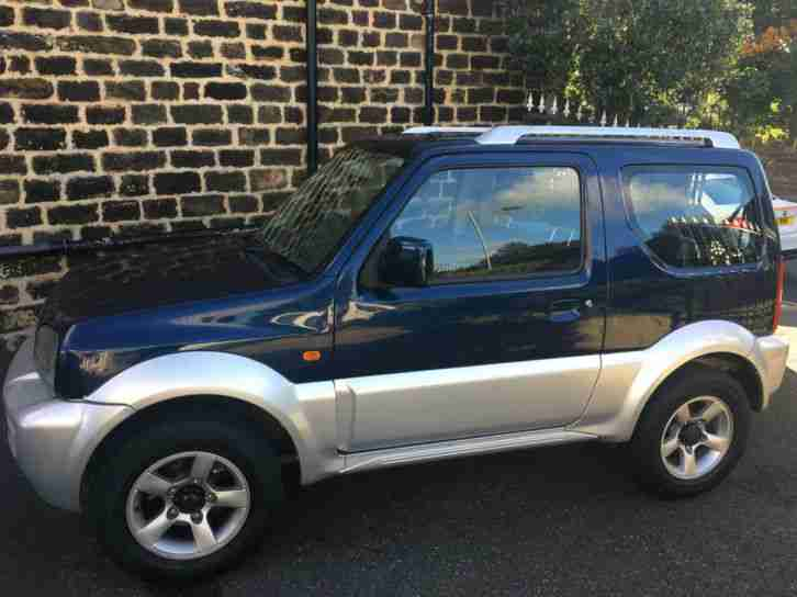 Suzuki Jimny. Suzuki car from United Kingdom