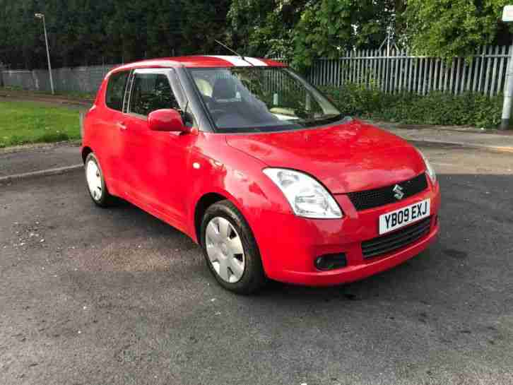 2009 Swift 1.3 2 Owners, 2 KEYS, FSH,