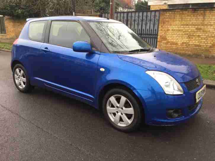 2009 Suzuki Swift 1.3 Attitude, 3 Door, Low Mileage.