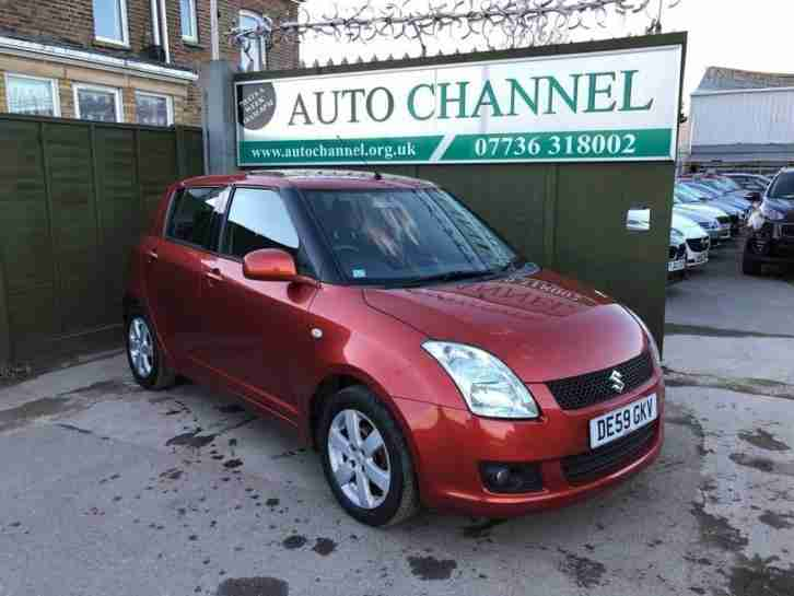Suzuki Swift. Suzuki car from United Kingdom