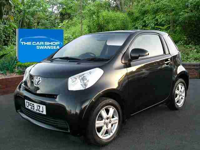 Toyota IQ. Toyota car from United Kingdom