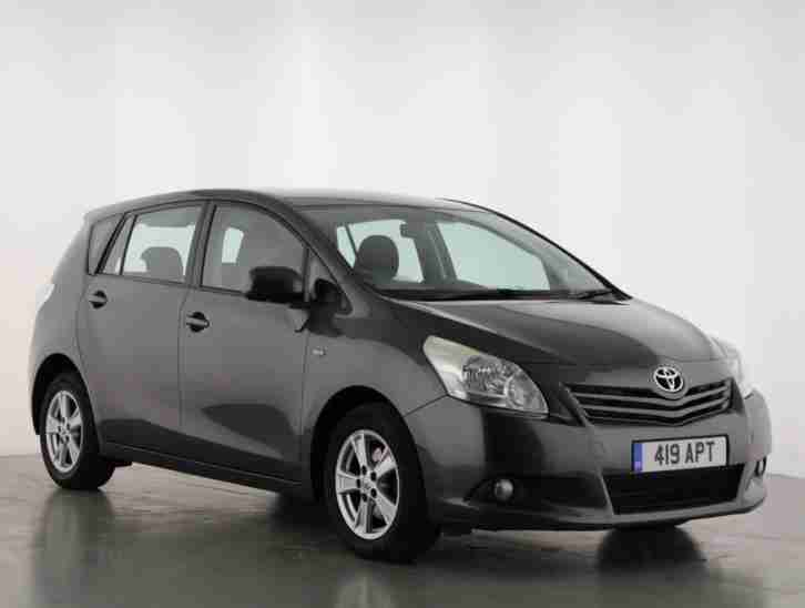 2009 Toyota Verso 1.8 V matic TR 5dr M Drive S Petrol grey Automatic