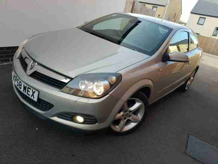 2009 VAUXHALL ASTRA 1.8 16V SRI SPORT 3 DOOR,COUPE, GREAT CONDITION NIPPY CAR
