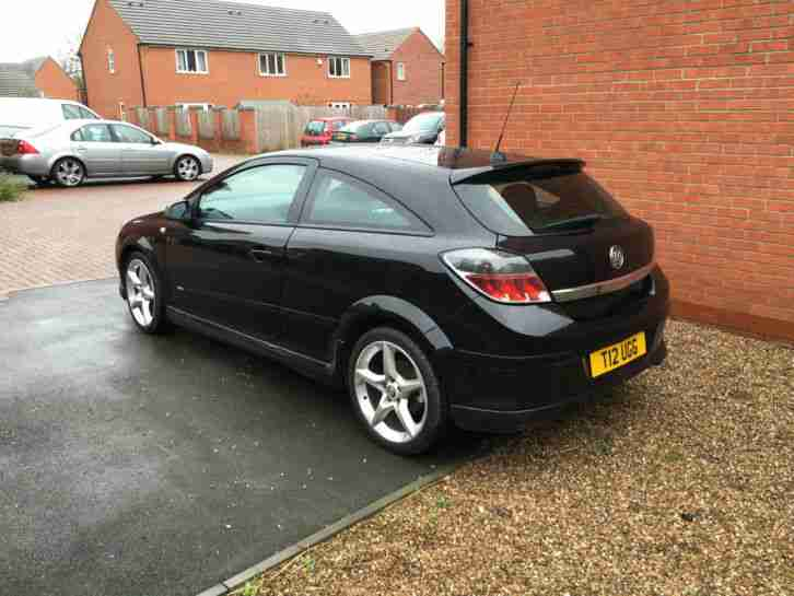 Vauxhall 2009 Astra Sri Xp 1 7 Cdti Exterior Pack Heated Leather