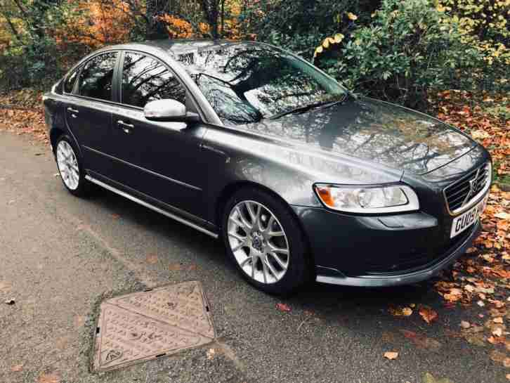 2009 VOLVO S40 2.0D R DESIGN Sport 4dr Powershift