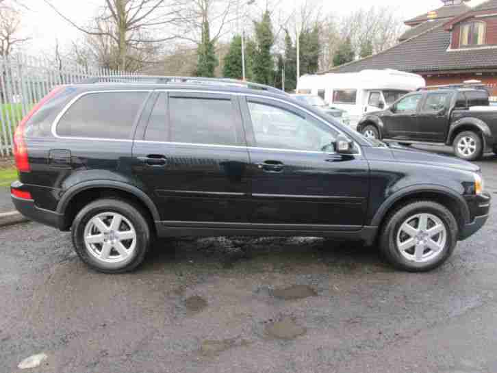 2009-VOLVO XC90 2.4 D5 ACTIVE AWD MANUAL 5DR-ONE PRE OWNE