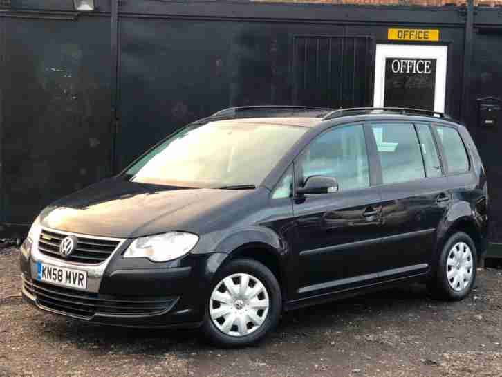 2009 VW TOURAN 1.9 TDi BLUEMOTION