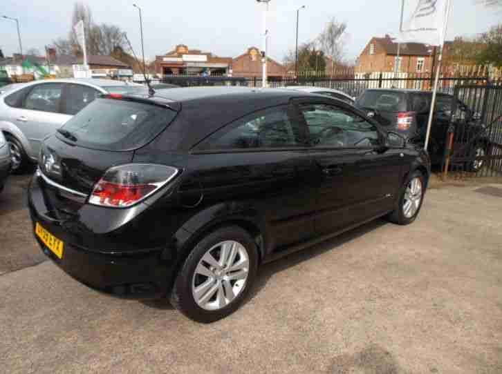 2009 Vauxhall Astra 1.4i 16V SXi 3dr 3 door Hatchback. car ...