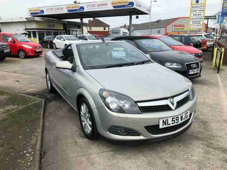 2009 Astra 1.6 i Sport Twin Top 2dr