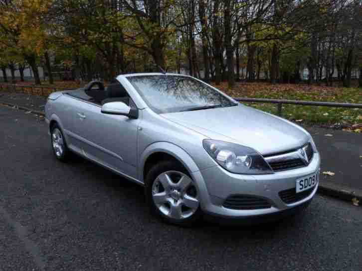 2009 Vauxhall Astra 1.8 Twin Top 2dr