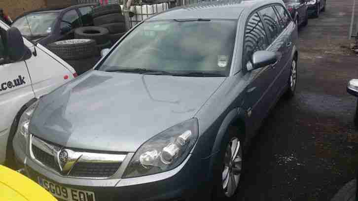 Vauxhall vectra. Opel car from United Kingdom