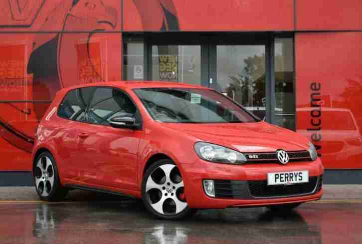 2009 Volkswagen Golf 2.0 TSI GTI 3dr Hatchback 3 door Hatchback