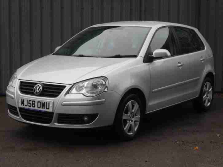 2009 Polo 1.4 Match 5dr