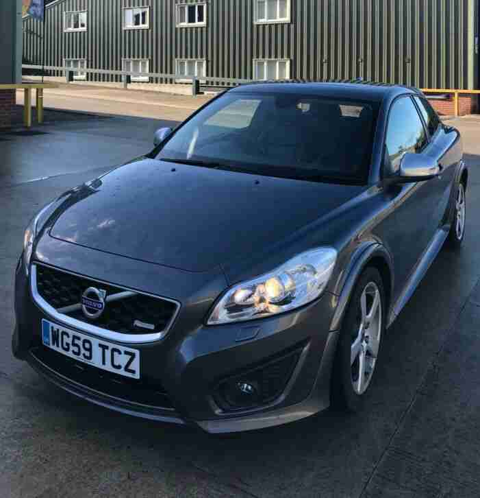 Volvo C30. Volvo car from United Kingdom