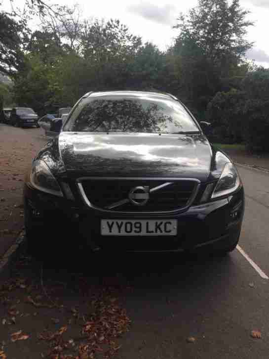 2009 XC60 2009 D5 AWD SE Lux Geartronic