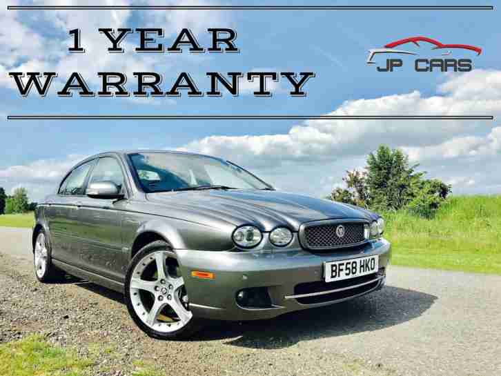 2009MY JAGUAR X TYPE 2.2D AUTOMATIC SPORT PREMIUM ☆ JUST 59K MILES ☆ MUST SEE!