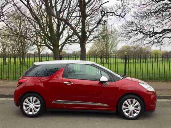 2010 10 DS3 1.6 DSTYLE HDI 3D 90 BHP