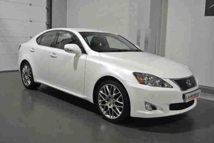 2010 10 LEXUS IS 2.5 250 SE-I 4D AUTO 204 BHP