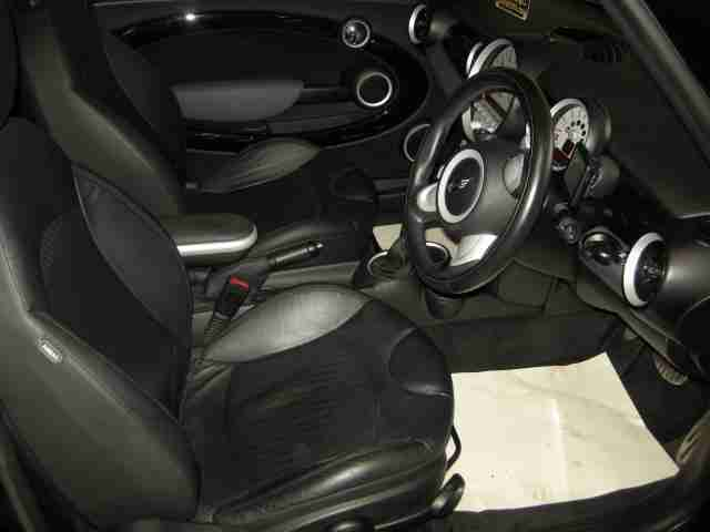 2010 (10) MINI HATCHBACK 1.6 Cooper S [184] Auto