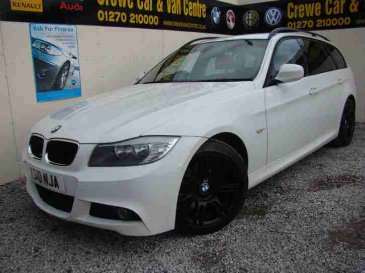 2010 10 PLATE BMW 320D 2.0 M SPORT TOURING 5 DOOR ESTATE
