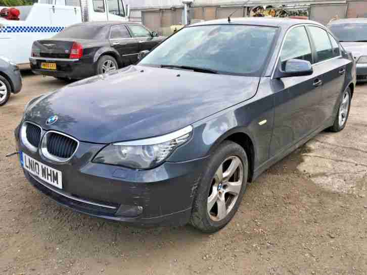 2010 10 REG BMW 520D SE 177 SPARES OR REPAIRS