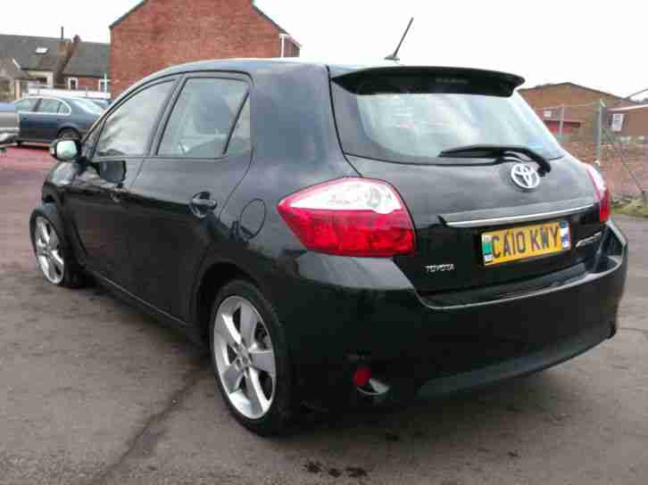 2010 10 REG TOYOTA AURIS T SPIRIT HYBRID AUTO NEW SHAPE DAMAGED SALVAGE