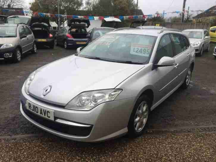 2010 10 renault laguna dci estate dci 130 6 speed diesel estate. Black Bedroom Furniture Sets. Home Design Ideas