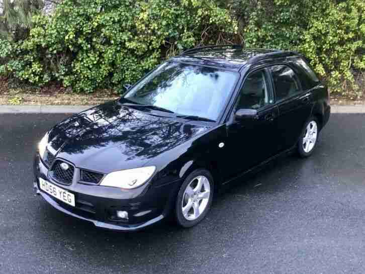 2010 '10' Subaru Impreza 2.0 RX, 5 Door Hatchback, Petrol, Manual.
