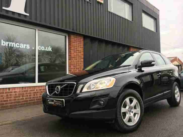 2010 10 VOLVO XC60 SE AWD 2.4 D5 AUTO 4X4 1 OWNER 73K FULL SERVICE HISTORY