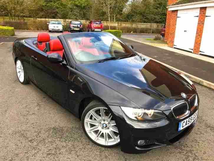 2010 (59) 3 SERIES 325D M SPORT HIGHLINE