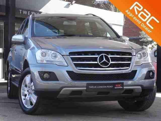 Mercedes benz 2010 59 m class 3 0 ml350 cdi blueefficiency for Mercedes benz ml class 350 cdi price in india