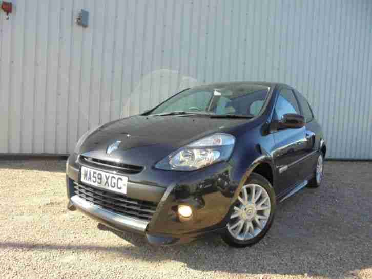renault 2010 59 clio 1 1 dynamique tce 3d 100 bhp car for sale. Black Bedroom Furniture Sets. Home Design Ideas