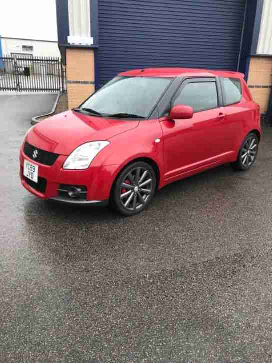 "2010 ""59"" Swift Sport Rare Full"