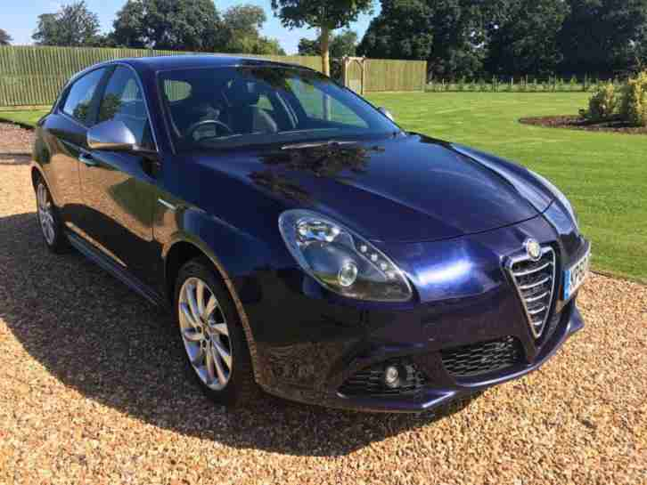 alfa romeo 2010 60 giulietta 1 4 multiair veloce tb 5d 170 bhp car for sale. Black Bedroom Furniture Sets. Home Design Ideas
