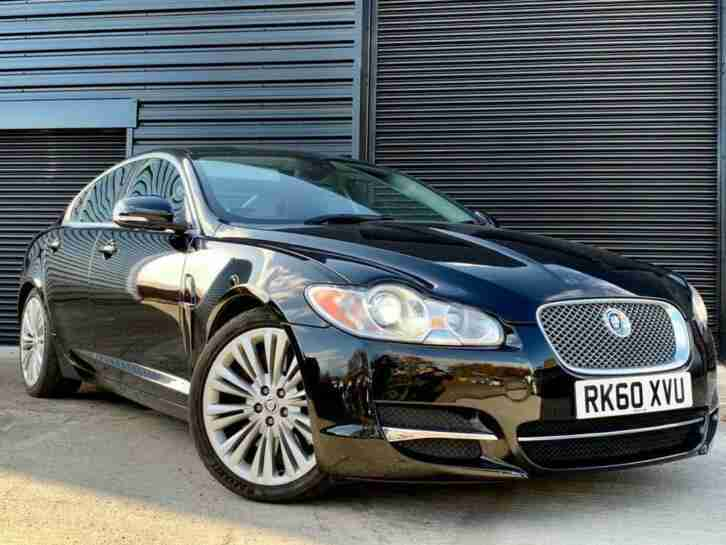 2010 60 XF 3.0 V6 PREMIUM LUXURY 4D
