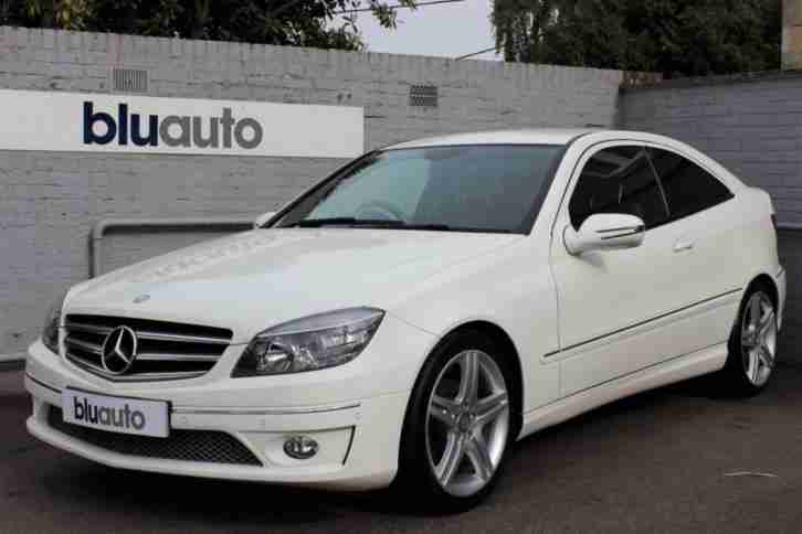 2010 60 MERCEDES BENZ CLC 180 1.8 KOMPRESSOR