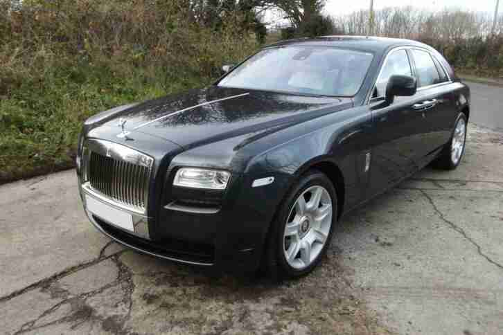 2010 60 Ghost 6.6 Auto Saloon (