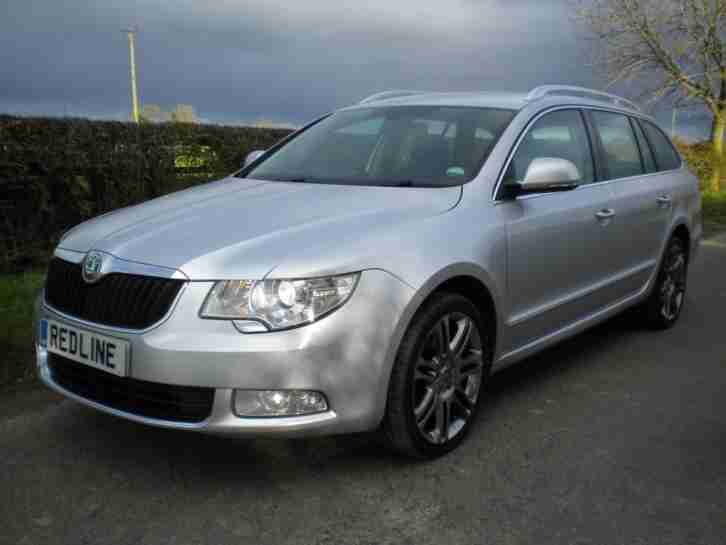 2010 60 SUPERB 2.0TDI CR 170 ELEGANCE