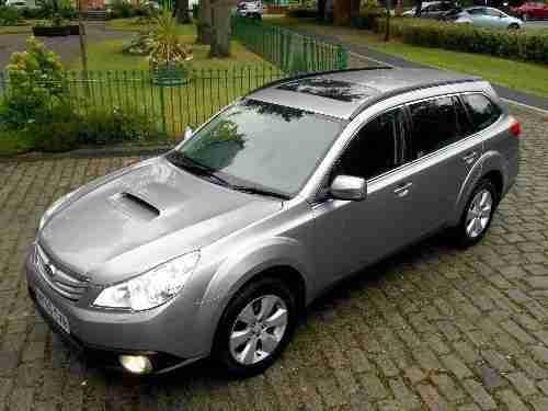 subaru 2010 60 outback 2 0d se boxer turbo diesel new 2010 model car for sale. Black Bedroom Furniture Sets. Home Design Ideas
