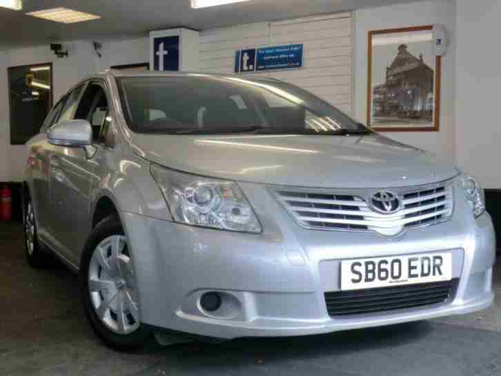 2010 60 AVENSIS 1.8 T2 VALVEMATIC 5D