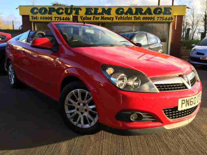2010 60 Vauxhall Astra 1.6 Twin Top Sport