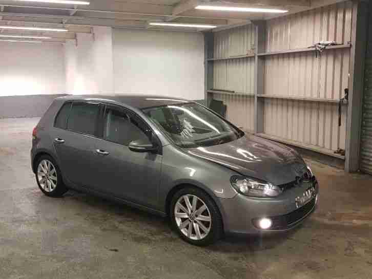 2010 60 Volkswagon Golf GT TDI light damaged