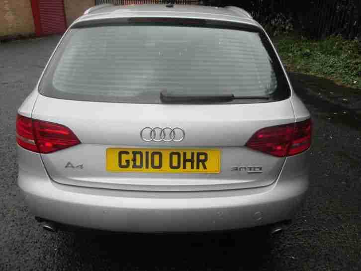 Audi a4 avant 2010 bluetooth 17