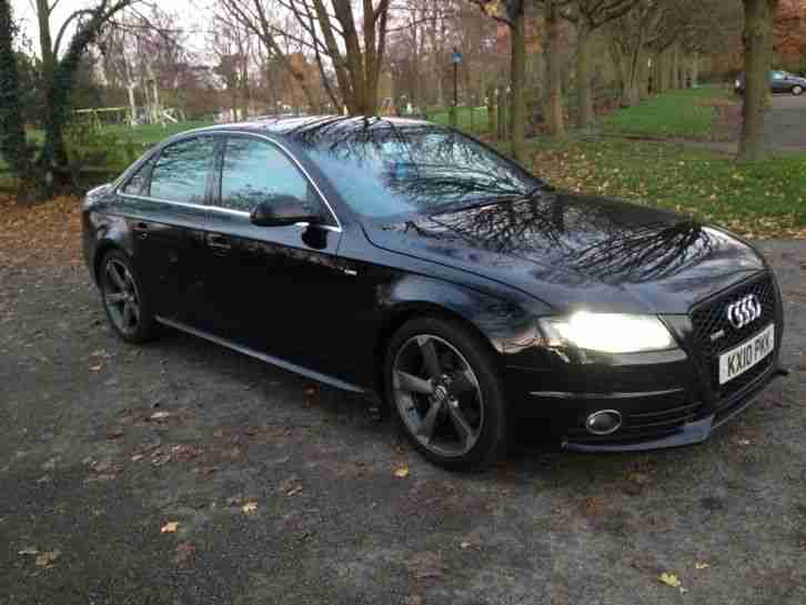 Audi A4 Se Tdi Full S Line Black Edition Kit Conversion In Out Mega Spec
