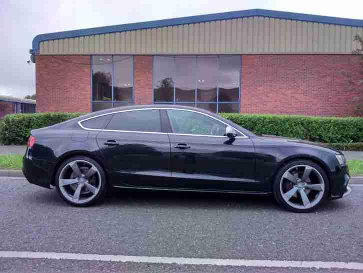 audi 2010 a5 s line 3 0 tdi quattro sportback rs5 conversion car for sale. Black Bedroom Furniture Sets. Home Design Ideas