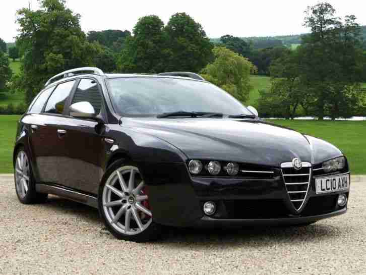 alfa romeo 2010 159 sportwagon 2 4 jtdm ti q tronic 5dr car for sale. Black Bedroom Furniture Sets. Home Design Ideas