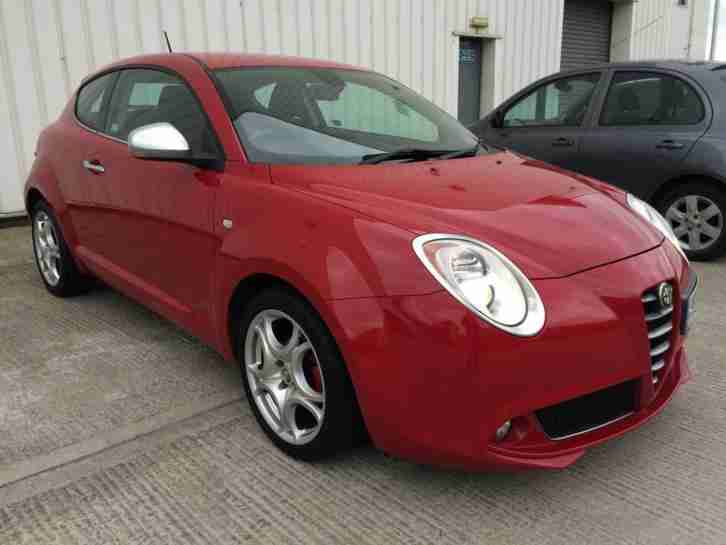 alfa romeo 2010 mito 1 4 16v veloce 3dr car for sale. Black Bedroom Furniture Sets. Home Design Ideas