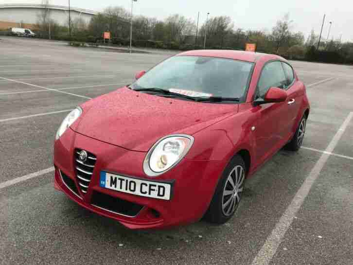 2010 Alfa Romeo Mito 1.4 16v Turismo An exceptional car to drive..Full History